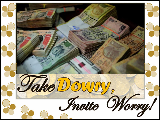 difference between maher and dowry
